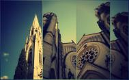 Venezianas: Catedral (Botucatu, 2012)